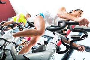 Spinning® bei Rupp's MediFit in Holzkirchen